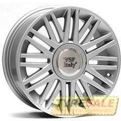 Легковой диск WSP ITALY CILENTO W315 SILVER - Интернет магазин шин и дисков по минимальным ценам с доставкой по Украине TyreSale.com.ua