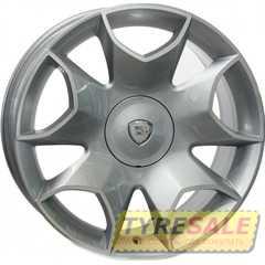 Купить Легковой диск WSP ITALY ILIZIA W316 SILVER POLISHED R17 W7 PCD4x98 ET31 DIA58.1
