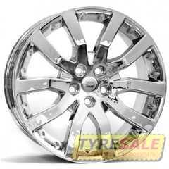 Купить Легковой диск WSP ITALY KINGSTON W2352 CHROME R22 W10 PCD5x120 ET48 DIA72.6
