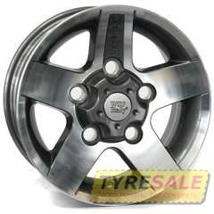 Купить Легковой диск WSP ITALY MALI W2354 ANTHRACITE POLISHED R16 W8 PCD5x165 ET25 DIA114