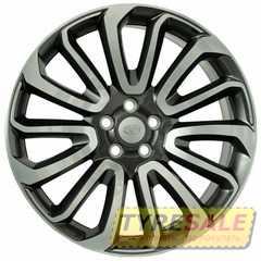 Купить WSP ITALY IKEBANA W2359 ANTHRACITE POLISHED R22 W9.5 PCD5x120 ET49 DIA72.6