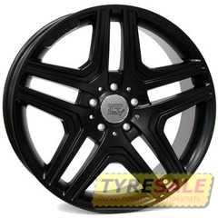 Купить WSP ITALY AMG NERO W766 (Dull Black) R21 W10 PCD5x112 ET56 DIA66.6