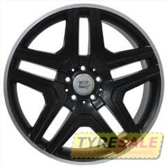 Купить Легковой диск WSP ITALY W778 ERIS DULL BLACK R POLISHED R21 W10 PCD5x112 ET28 DIA66.6