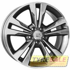 Купить WSP ITALY APOLLO W772 ANTHRACITE POLISHED R18 W7.5 PCD5x112 ET56 DIA66.6