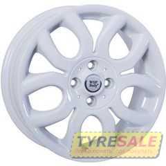 Купить Легковой диск WSP ITALY ELENA W1650 WHITE R16 W6.5 PCD4x100 ET48 DIA56.1