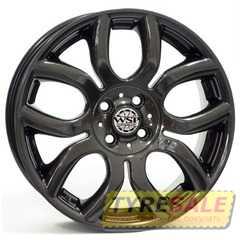 Купить Легковой диск WSP ITALY ELENA W1650 DIAMOND BLACK R17 W7 PCD4x100 ET48 DIA56.1