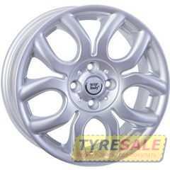 Легковой диск WSP ITALY ELENA W1650 SILVER - Интернет магазин шин и дисков по минимальным ценам с доставкой по Украине TyreSale.com.ua