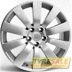 Легковой диск WSP ITALY W2509 SILVER - Интернет магазин шин и дисков по минимальным ценам с доставкой по Украине TyreSale.com.ua