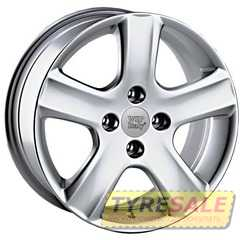 Купить WSP ITALY Paris W813 Silver R15 W6.5 PCD4x108 ET28 DIA65.1