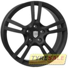 Легковой диск WSP ITALY SATURN W1054 DULL BLACK - Интернет магазин шин и дисков по минимальным ценам с доставкой по Украине TyreSale.com.ua