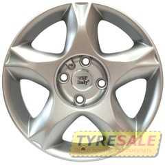 Купить WSP ITALY Nantes W3304 SILVER R16 W6 PCD4x100 ET43 DIA60.1