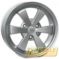 Легковой диск WSP ITALY ETNA W1507 (Front) HYPER SILVER - Интернет магазин шин и дисков по минимальным ценам с доставкой по Украине TyreSale.com.ua