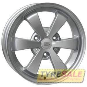 Купить Легковой диск WSP ITALY ETNA (Rear) W1507 HYPER SILVER R15 W6.5 PCD3x112 ET34.5 DIA57.1