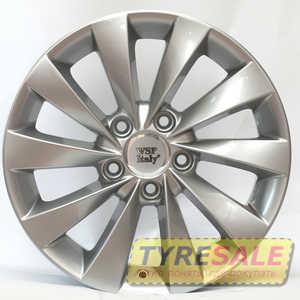 Купить WSP ITALY Ginostra W456 Silver R17 W7.5 PCD5x112 ET49 DIA57.1
