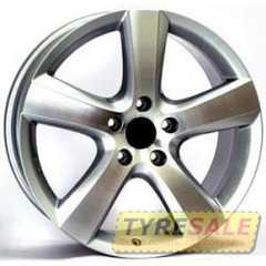 Купить WSP ITALY DHAKA W451 SILVER POLISHED R18 W8 PCD5x112 ET33 DIA57.1