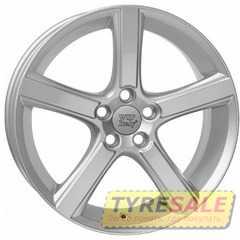 Купить Легковой диск WSP ITALY NORD W1257 SILVER R18 W7.5 PCD5x108 ET52.5 DIA63.4