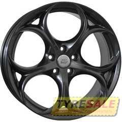 Легковой диск WSP ITALY FEDRO W258 ANTHRACITE - Интернет магазин шин и дисков по минимальным ценам с доставкой по Украине TyreSale.com.ua