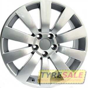 Купить Легковой диск WSP ITALY W152 VERONA SILVER R17 W7 PCD5x110 ET41 DIA65.1