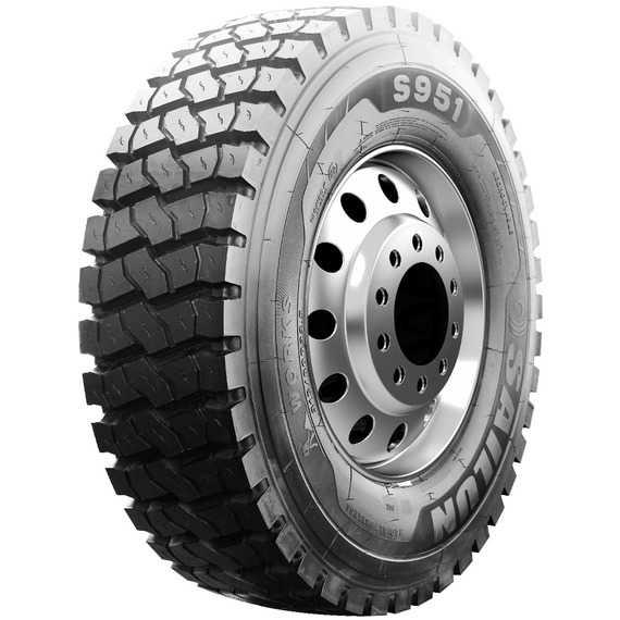 Купить Грузовая шина SAILUN S951 (ведущая) 315/80R22.5 156/150K
