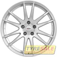 Купить ALUTEC Monstr Polar Silber R16 W6.5 PCD5x108 ET50 DIA63.4