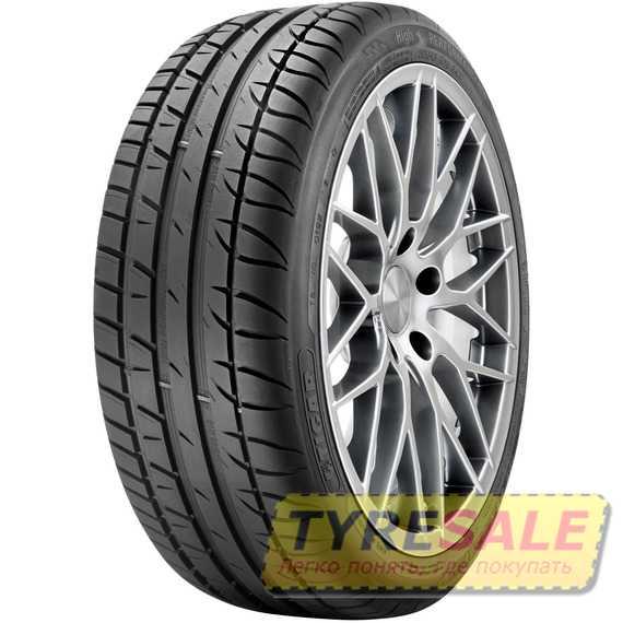 Летняя шина TIGAR High Performance - Интернет магазин шин и дисков по минимальным ценам с доставкой по Украине TyreSale.com.ua