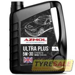 Купить Моторное масло AZMOL Ultra Plus 5W-30 (4л)