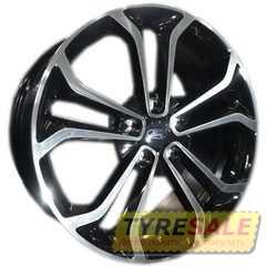 Купить Легковой диск REPLICA GT 59113 BMF R18 W8 PCD5x108 ET50 DIA63.4