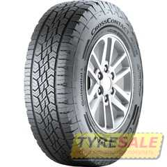Всесезонная шина CONTINENTAL CROSSCONTACT ATR - Интернет магазин шин и дисков по минимальным ценам с доставкой по Украине TyreSale.com.ua