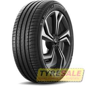 Купить Летняя шина MICHELIN Pilot Sport 4 SUV 235/60R18 107W