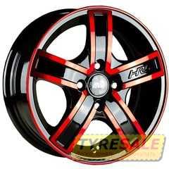 Купить RW (RACING WHEELS) H-412 BK-ORD F/P R16 W7 PCD5x100 ET35 DIA73,1