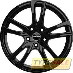 Купить Легковой диск GMP Italia ASTRAL Glossy Black R16 W6.5 PCD4x108 ET16 DIA65,1