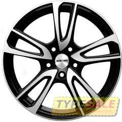 Легковой диск GMP Italia ASTRAL Black Diamond - Интернет магазин шин и дисков по минимальным ценам с доставкой по Украине TyreSale.com.ua