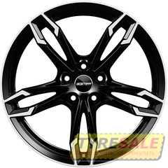 Купить Легковой диск GMP Italia DEA Black Diamond R19 W8,5 PCD5x120 ET35 DIA72,6