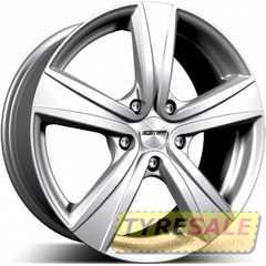 Купить Легковой диск GMP Italia ARGON Silver R15 W6 PCD5x100 ET30 DIA67.1