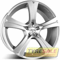Купить Легковой диск GMP Italia BURAN Silver R18 W8 PCD5x112 ET43 DIA75