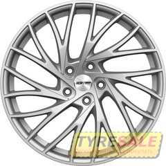 Легковой диск GMP Italia ENIGMA Satin Silver - Интернет магазин шин и дисков по минимальным ценам с доставкой по Украине TyreSale.com.ua