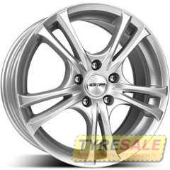 Купить Легковой диск GMP Italia EASY-R Silver R16 W6.5 PCD4x100 ET40 DIA54.1