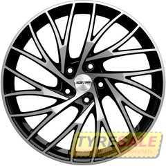 Легковой диск GMP Italia ENIGMA Black Diamond - Интернет магазин шин и дисков по минимальным ценам с доставкой по Украине TyreSale.com.ua