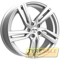Легковой диск GMP Italia ARCAN Silver Diamond - Интернет магазин шин и дисков по минимальным ценам с доставкой по Украине TyreSale.com.ua