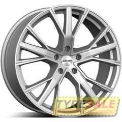 Легковой диск GMP Italia GUNNER Silver - Интернет магазин шин и дисков по минимальным ценам с доставкой по Украине TyreSale.com.ua
