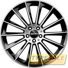 Легковой диск GMP Italia STELLAR Black Diamond - Интернет магазин шин и дисков по минимальным ценам с доставкой по Украине TyreSale.com.ua