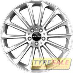 Легковой диск GMP Italia STELLAR Silver - Интернет магазин шин и дисков по минимальным ценам с доставкой по Украине TyreSale.com.ua