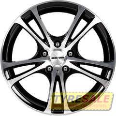 Легковой диск GMP Italia EASY-R Black Diamond - Интернет магазин шин и дисков по минимальным ценам с доставкой по Украине TyreSale.com.ua