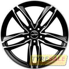 Легковой диск GMP Italia ATOM Black Diamond - Интернет магазин шин и дисков по минимальным ценам с доставкой по Украине TyreSale.com.ua