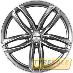 Купить Легковой диск GMP Italia ATOM Anthracite Diamond R18 W8 PCD5x112 ET25 DIA66,5