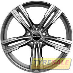Купить Легковой диск GMP Italia REVEN Anthracite Diamond R19 W8,5 PCD5x120 ET38 DIA72,6
