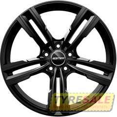 Купить Легковой диск GMP Italia REVEN Glossy Black R19 W9 PCD5x120 ET42 DIA72,6