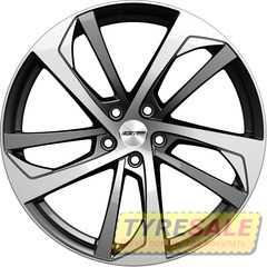 Легковой диск GMP Italia KATANA Anthracite Diamond - Интернет магазин шин и дисков по минимальным ценам с доставкой по Украине TyreSale.com.ua