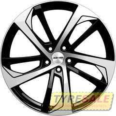 Легковой диск GMP Italia KATANA Black Diamond - Интернет магазин шин и дисков по минимальным ценам с доставкой по Украине TyreSale.com.ua