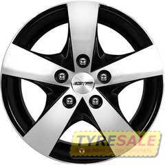 Купить Легковой диск GMP Italia JOB Black Diamond R16 W6,5 PCD5x130 ET60 DIA89,1